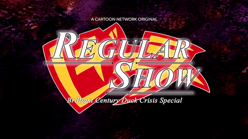 If You Like Giant Robot Shows Then Last Nights Regular Show Is A Must Watch As It Lovingly Parodied Genre Of Anime And Tv
