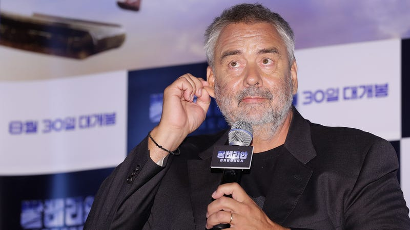 Illustration for article titled French Director Luc Besson Has Been Accused of Multiple Sexual Assaults