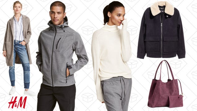 You ll Want to Explore The Savings at H&M s Columbus Day Sale