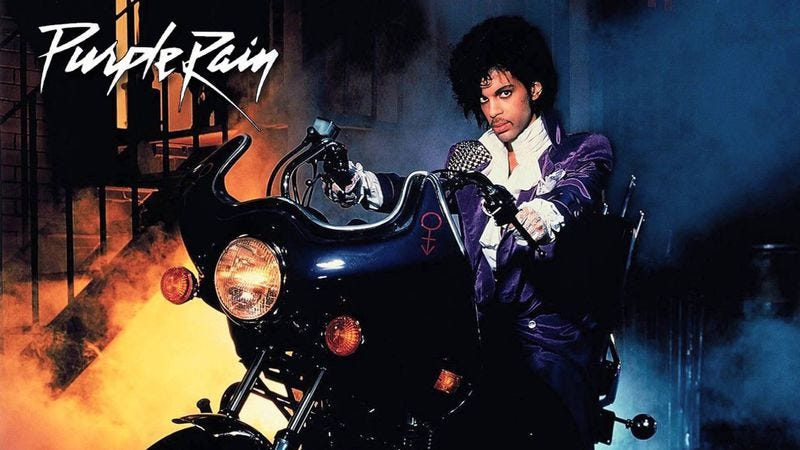 Illustration for article titled Purple Rain is coming back to theaters