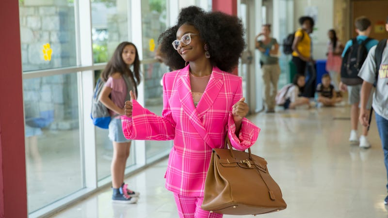 Illustration for article titled #BlackGirlMagic: Black-ish Star Marsai Martin Set to Become Youngest Executive Producer in Hollywood History