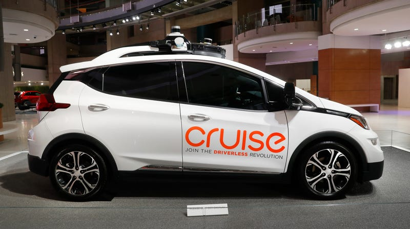 Illustration for article titled GM's Cruise Self-Driving Prototypes Are Riddled With Technical Glitches, Safety Concerns: Report