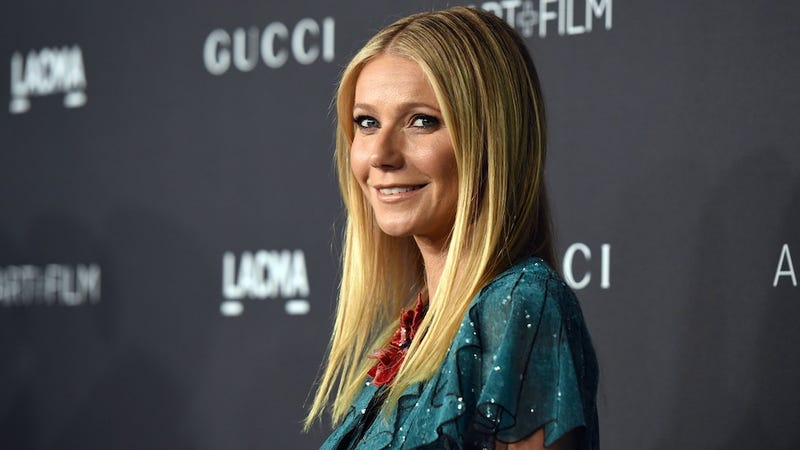 Illustration for article titled Gwyneth Paltrow Also Broke the Internet, According to Gwyneth Paltrow
