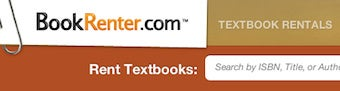 Illustration for article titled BookRenter Partners with College Bookstores to Rent You Cheap Textbooks