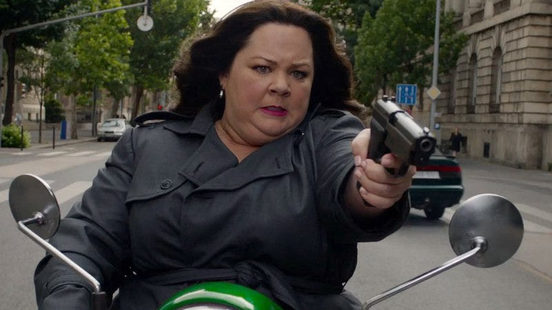 Illustration for article titled Chicago, see Melissa McCarthy in Spy early and for free