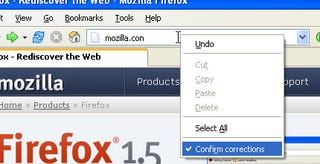 Illustration for article titled Download of the Day:  URL Fixer (Firefox)
