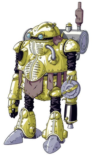 Illustration for article titled Robots We Love: Chrono Trigger's Robo