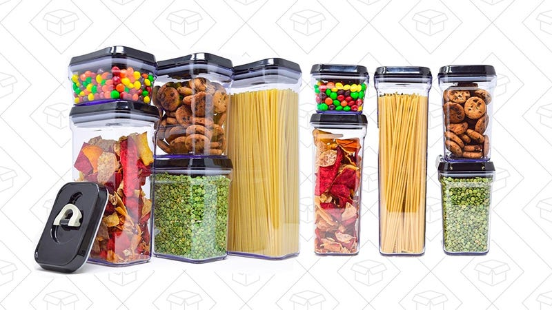 Royal Air-Tight Food Storage Container Set | $45 | Amazon | Use code Q4RTDCRR
