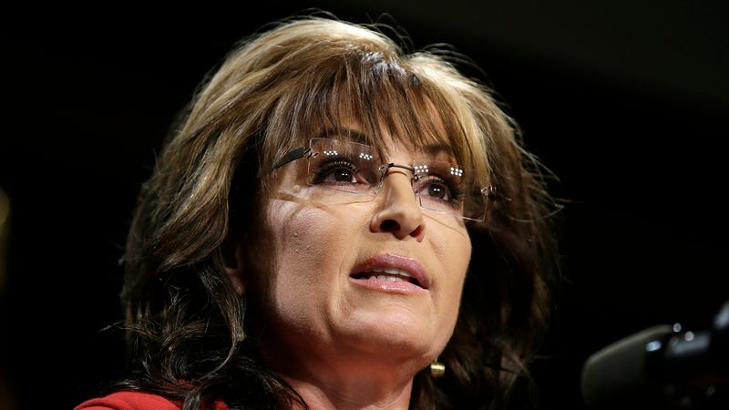 Illustration for article titled Sarah Palin Just Wants Everyone to Speak 'American'