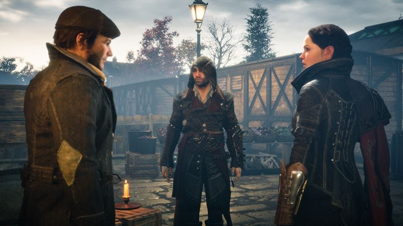 Screenshot: Assassin's Creed Syndicate/Ubisoft