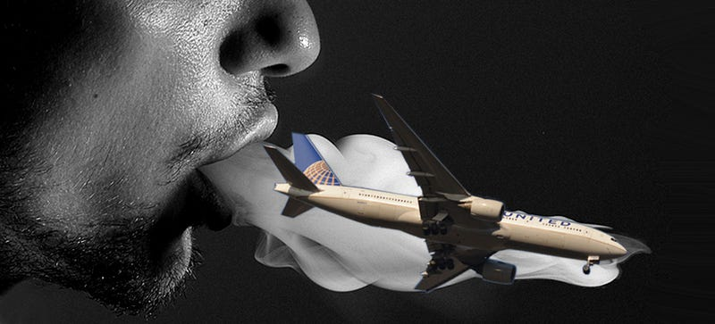 Illustration for article titled Vaping Is Officially And Completely Banned From Commercial Flights