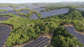 Abandoned Golf Courses Are Being Transformed into Solar Farms