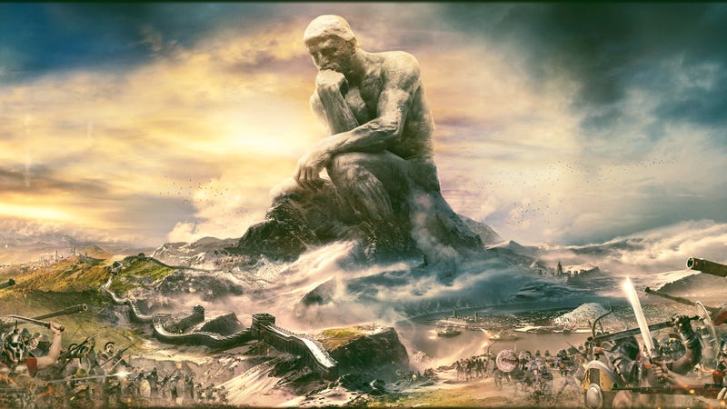 Illustration for article titled Civilization VI Finally Has Proper Mod Support