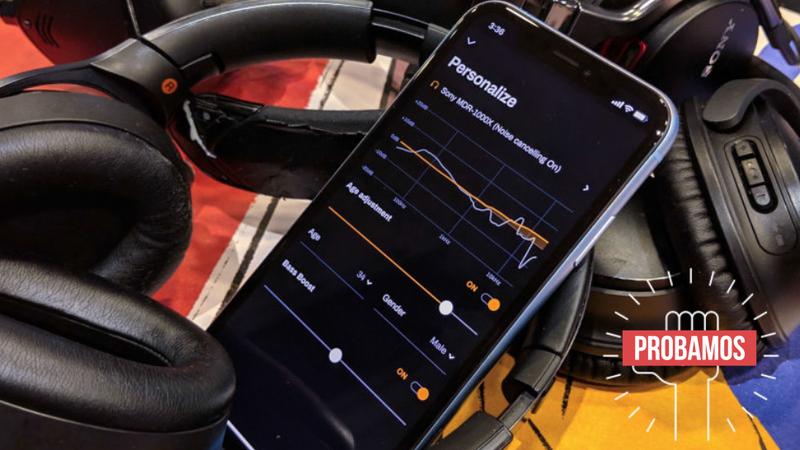 Esta aplicación para iOS y Android hace que tus auriculares baratos se escuchen mucho mejor