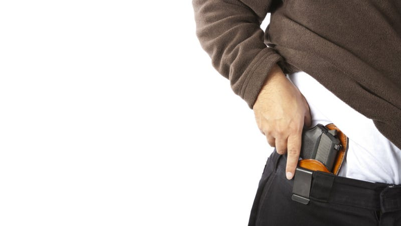 Illustration for article titled Federal Appeals Court Rules Concealed Carry Isn't Guaranteed Under the Second Amendment
