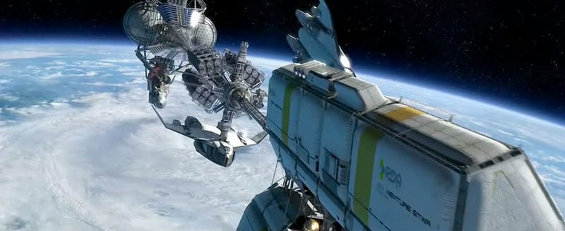 Illustration for article titled 35 películas sobre el espacio, condensadas en un vídeo fascinante