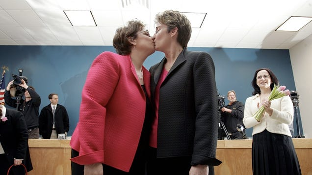 bigots losing same sex marriage