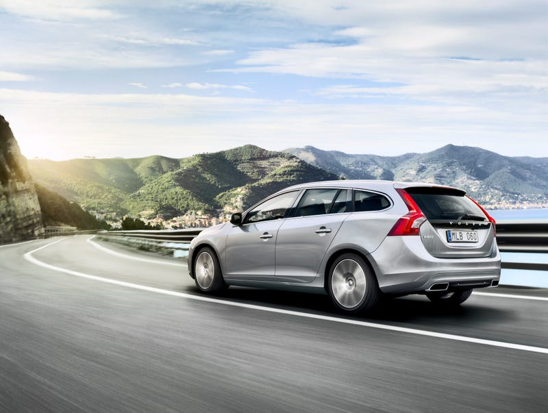 Illustration for article titled Volvo Canada Sold Way More Wagons Than Sedans In February 2015
