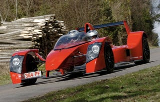 Illustration for article titled Formula V8: Caparo T1 Gets More Powerful Engine