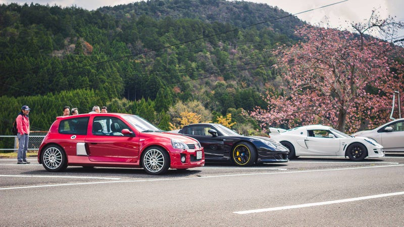 Illustration for article titled The coolest car meet I ever went to was... in Japan of course! - Arashiyama, near Kyoto