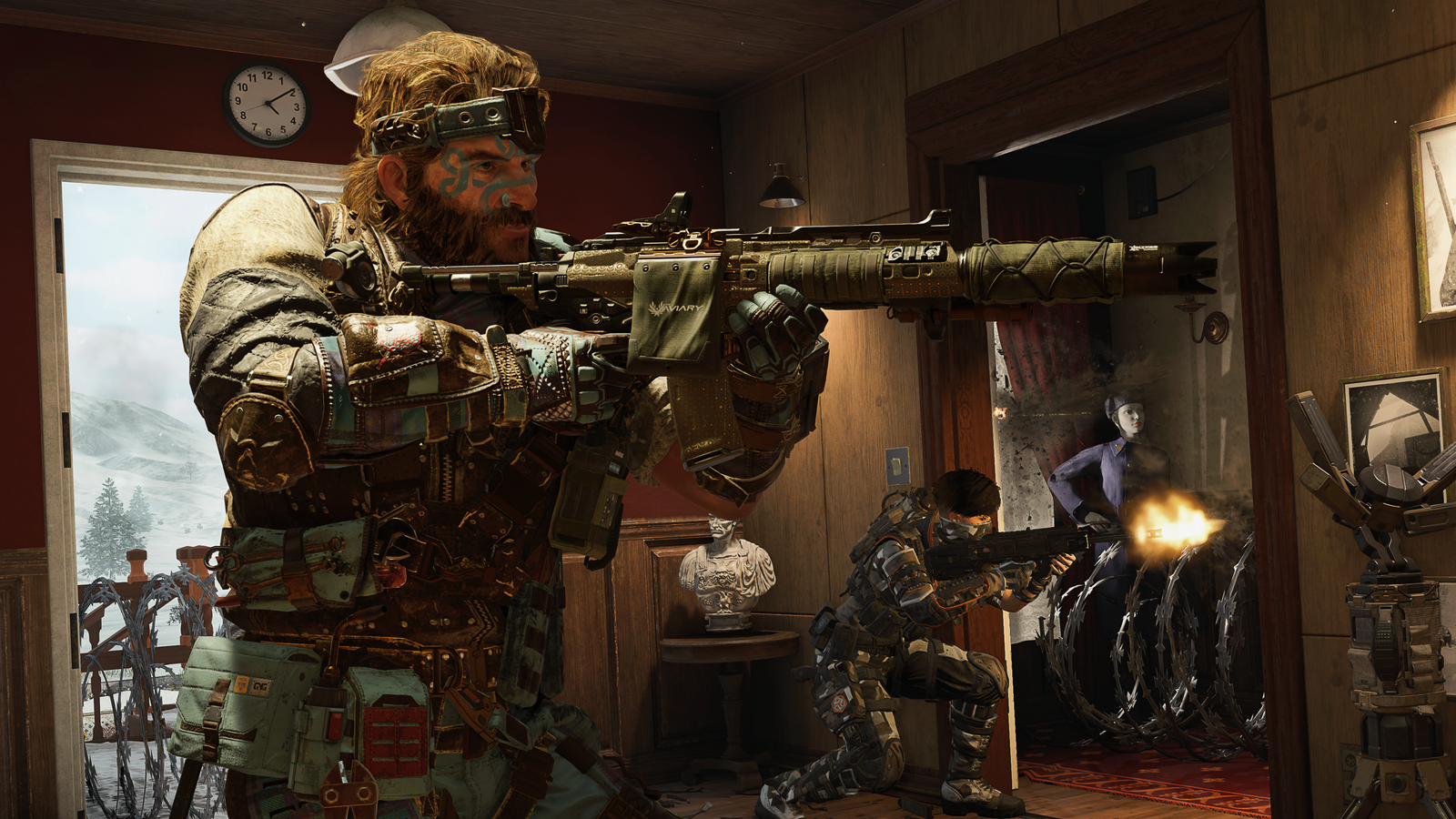 Black Ops 4's Auto Mantle Toggle Makes A Difference