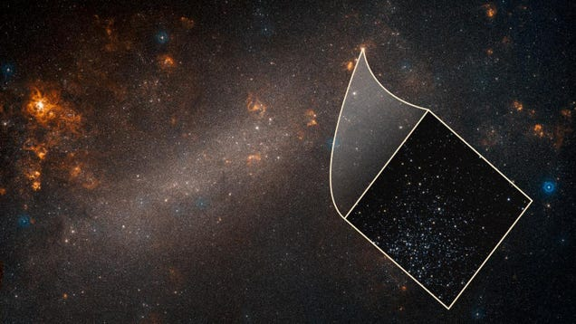 Hubble Measurements Confirm There s Something Weird About How the Universe Is Expanding