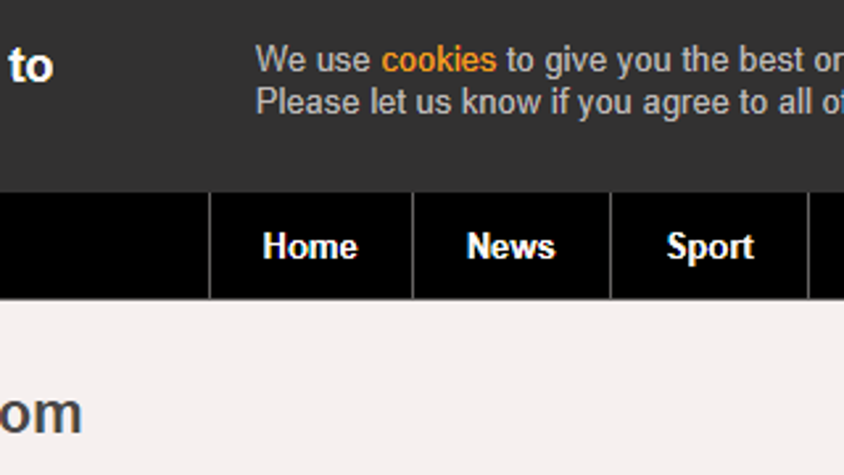 Get Rid of Annoying Cookie Notifications With This Bookmarklet
