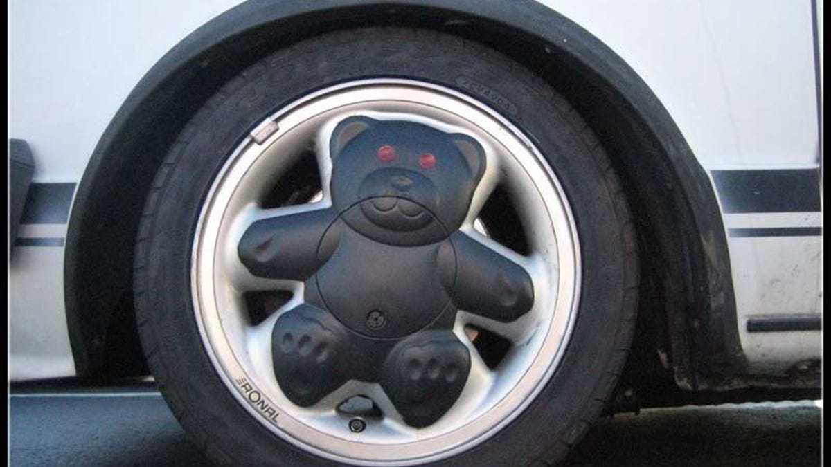 Ronal Teddy Bear Rims Wwwtopsimagescom