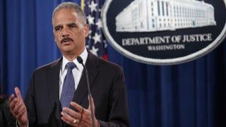 Attorney General Eric HolderChip Somodevilla/Getty Images