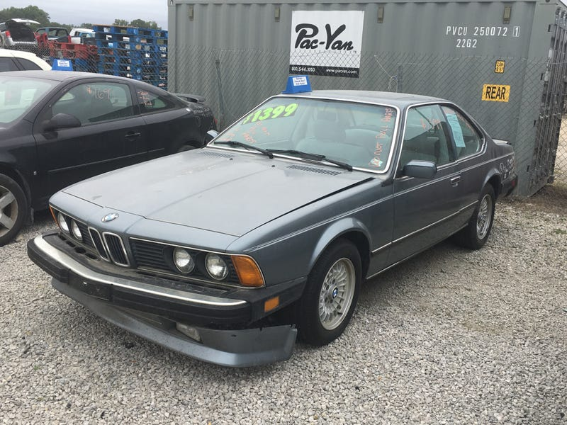Illustration for article titled Anyone want an E24 L6?
