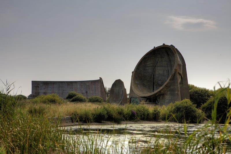 8 instalaciones de radar abandonadas que fueron tecnología punta