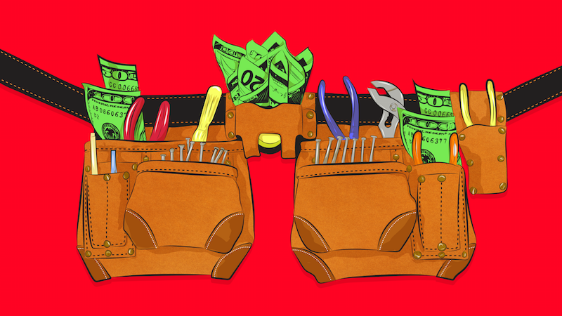 Illustration for article titled Money Is Not Your Enemy or a Goal, It's a Tool