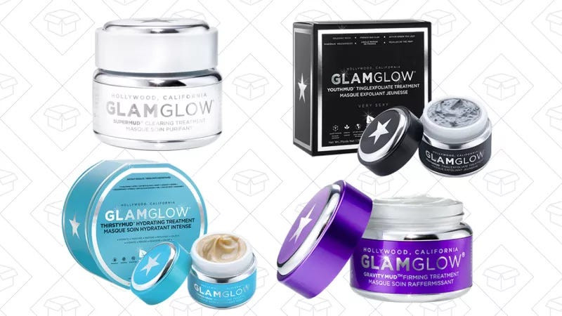 Buy one, get one free sale | GlamGlow | Use code SPRING18