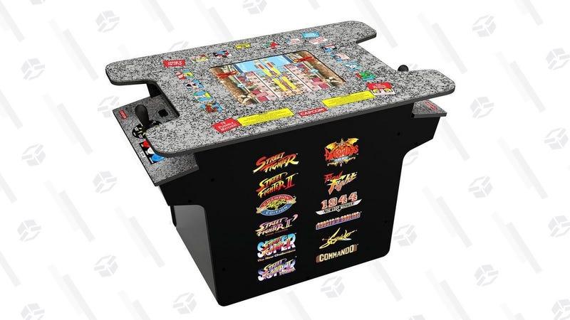 Preorder Arcade1Up Street Fighter Head to Head Arcade Cabinet | GameStop
