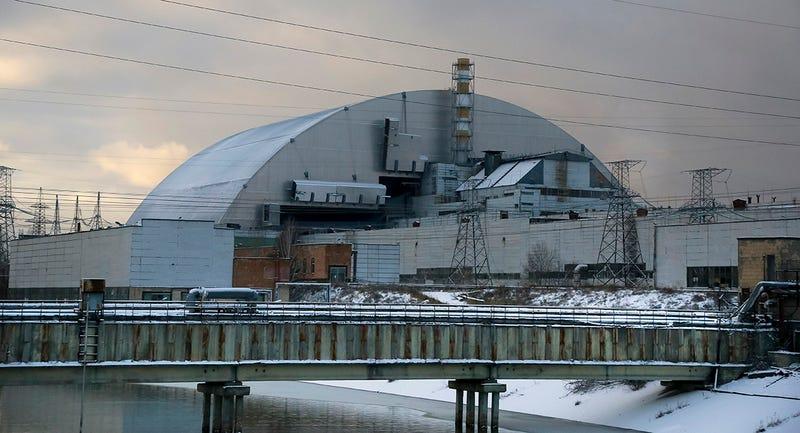 La central, en la actualidad,. Foto: AP