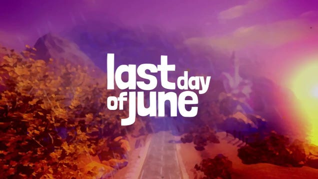 Today's selection of articles from Kotaku's reader run community: Last Day of June - My Two Favori