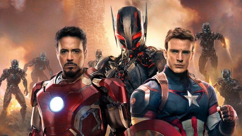 Illustration for article titled Avengers: Age of Ultron arrasa en taquilla en su estreno internacional