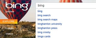Illustration for article titled Bing Goes Live—Here's What You Can Do With It