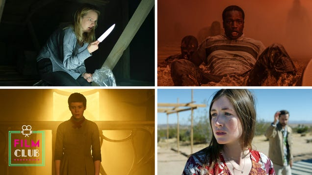 The best horror movies of 2020