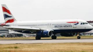 Image: A320 via British Airways
