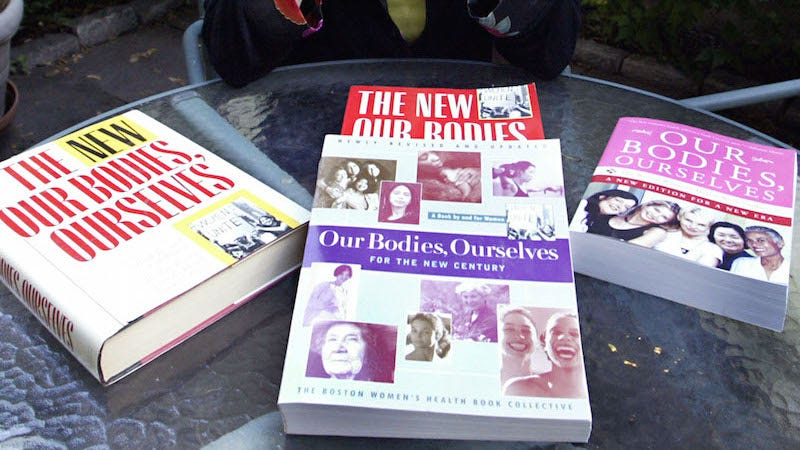 Illustration for article titled Our Bodies, Ourselves, the Guide That Revolutionized Women's Health, Will Stop Printing New Editions