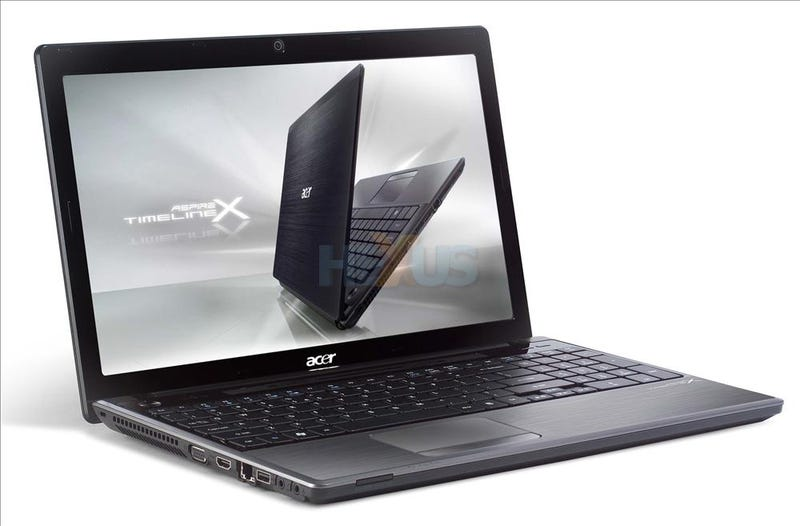 Illustration for article titled Download Drivers Acer Aspire 5733 Specs