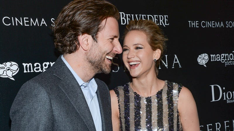 Illustration for article titled Jennifer Lawrence Has Some Awkward Things To Say About Bradley Cooper's Butt