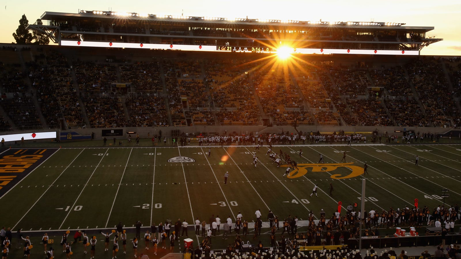 Former Athletic Department Intern Accuses Cal Football Players
