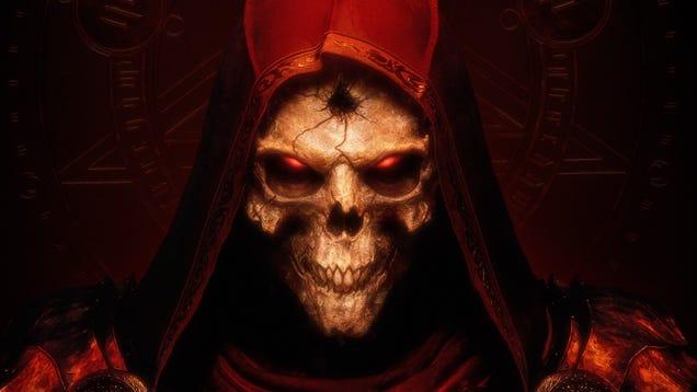 Fixing The Diablo II: Resurrected Servers Sounds Like An Absolute Nightmare