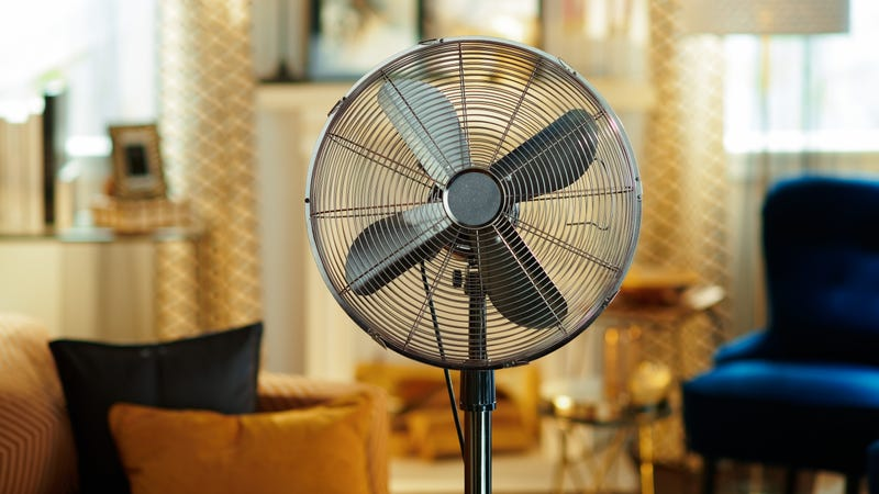 Illustration for article titled A Fan Won't Always Cool You Off in Hot, Dry Weather