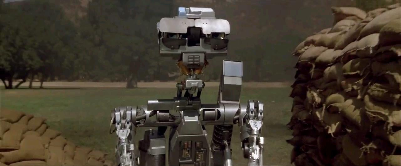 16 things you probably never knew about the short circuit movies rh io9 gizmodo com short circuit 2 movie short circuit 2 movie poster