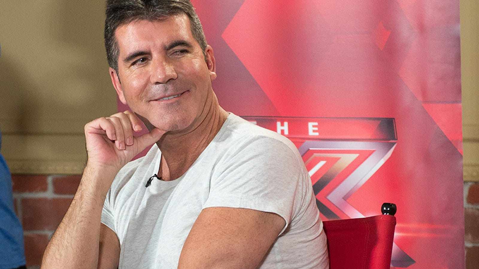 Twitter Tits Simon Cowell naked photo 2017