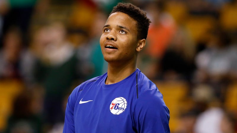 Illustration for article titled Should The Sixers Just Shut Markelle Fultz Down For The Rest Of This Season?
