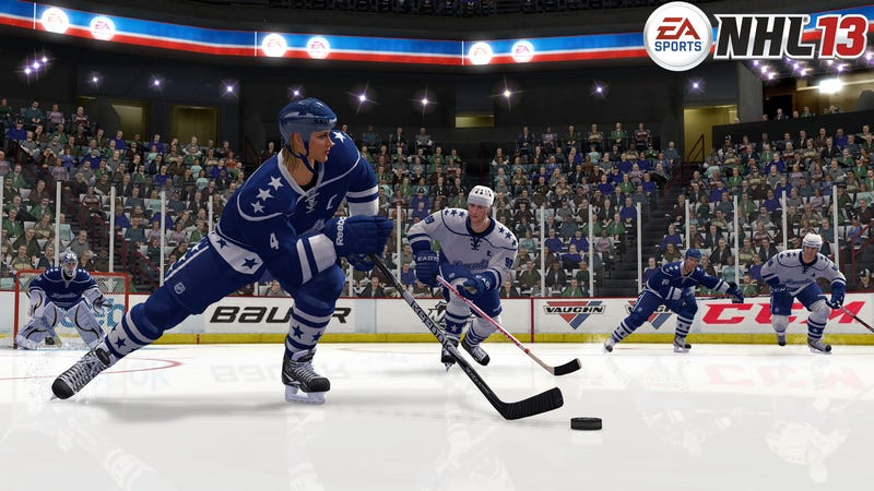 Illustration for article titled EA Sports Brings Women's Hockey Stars Into the Game—Without a League of Their Own